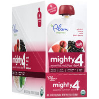Plum® Organics Tots Mighty 4® Essential Nutrition Blend 6-4 oz. Pouches