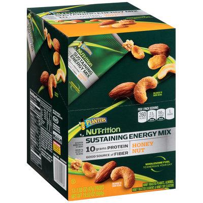 Planters NUT-trition Honey Nut Sustaining Energy Mix