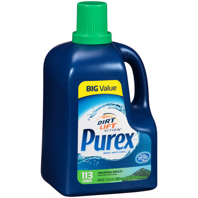 Purex® Dirt Lift Action™ Mountain Breeze Laundry Detergent 170 fl. oz. Jug