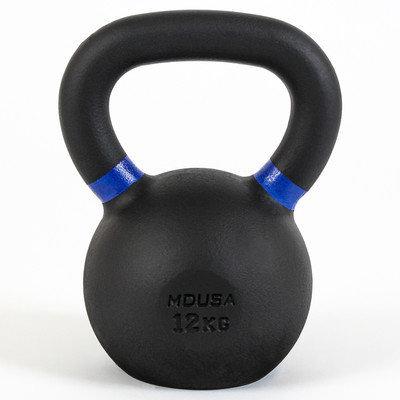 Muscledriverusa MDUSA V4 Kg Series Kettlebell 12-kilogram