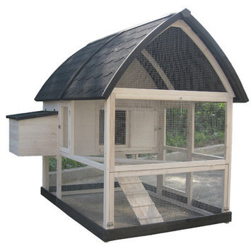 Innovation Pet Coops & Feathers Country Chicken Coop