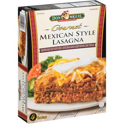 Don Miguel® Gourmet Mexican Style Lasagna 35 oz. Box