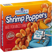 High Liner® Fisher Boy® Shrimp Poppers 16 oz. Box