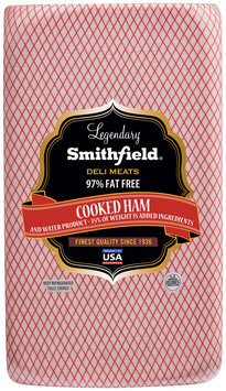 Smithfield® Deli Meats Cooked Ham