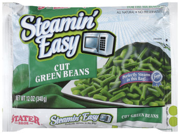 Stater Bros.® Steamin' Easy Cut Green Beans 12 oz. bag