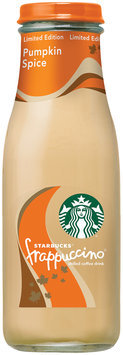 Starbucks® Frappuccino® Pumpkin Spice Chilled Coffee Drink