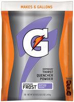 Gatorade Frost® G® Series Perform Riptide Rush™ Sports Drink Powder 50.9 oz. Pouch