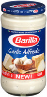 Barilla™ Garlic Alfredo Pasta Sauce 14.5 oz Jar