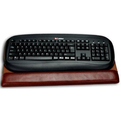 Dacasso A3015 Mocha Leather Keyboard Pad