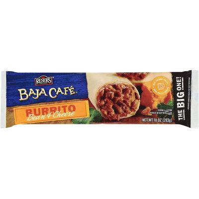 Baja Cafe® Bean and Cheese Burrito 10 oz.