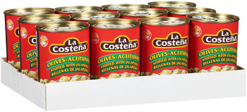 La Costena® Lives Stuffed with Jalapeno 12-10.5 oz. Cans