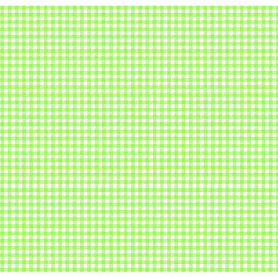 Stwd Primary Gingham Woven Mini Fitted Sheet Color: Green