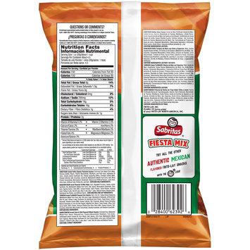 Sabritas® Fiesta Mix Flavored Snack Mix 4.25 oz. Bag
