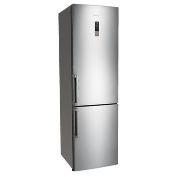 Fagor BMF200X 12.7 Cu. Ft. Stainless Steel Counter Depth Bottom Freezer Refrigerator - Energy Star