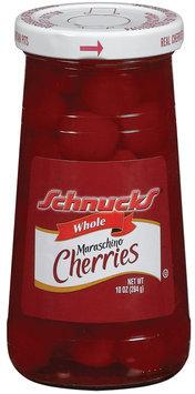 Schnucks Whole Maraschino Cherries 10 Oz Jar