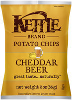 Kettle Brand® Cheddar Beer Potato Chips