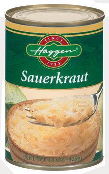 Haggen  Sauerkraut 15 Oz Can