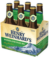 Henry Weinhard's 12 Oz India Pale Ale 6 Pk Glass Bottles