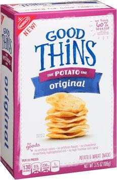 Good Thins Original Potato Snacks 3.75 oz. Box