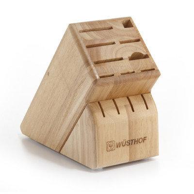Wusthof 13-Slot Wood Knife Block