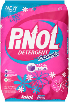 Pinol® Floral Aroma Powder Laundry Detergent 158.73 oz. Bag