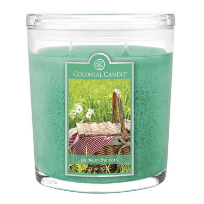 Colonial Candle Picnic in the Park Jar Candle (Set of 2)