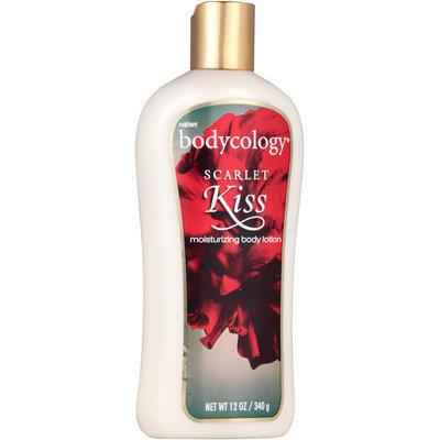 Bodycology® Scarlet Kiss Moisturizing Body Lotion 12 oz. Squeeze Bottle