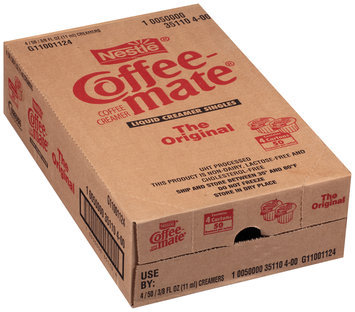 Nestlé Coffee-Mate The Original Coffee Creamer 50-0.375 fl. oz. Tubs