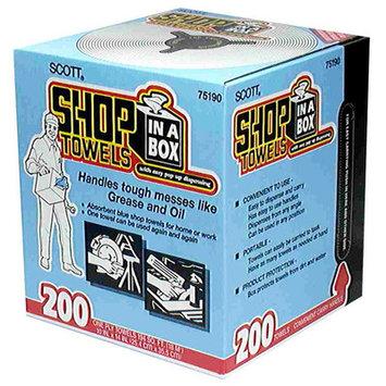 Kimberly-clark Kimberly Clark Shop Towels In-A-Box 75090