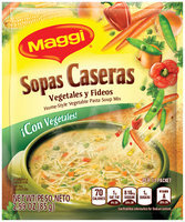 MAGGI Home-Style Vegetable Pasta Soup Mix 2.99 oz. Packet