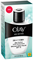 Olay Age Defying Day Lotion for Sensitive Skin with Sunscreen Broad Spectrum SPF 15