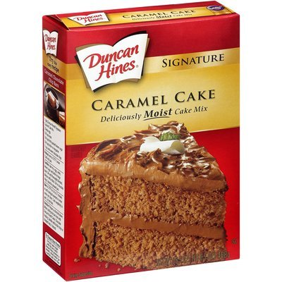 Where Can I Find Duncan Hines Caramel Cake Mix