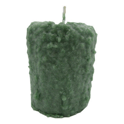 Starhollowcandleco Bayberry Pillar Candle Size: Round Cake Fatty 4