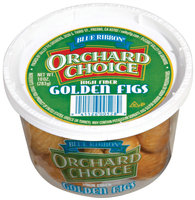 Blue Ribbon Orchard Choice  Golden Figs 10 Oz Plastic Tub