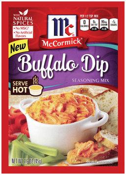 McCormick® Buffalo Dip Seasoning Mix