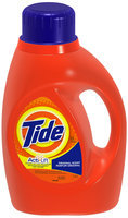 Tide Original Scent Liquid Laundry Detergent 1.47 L Bottle
