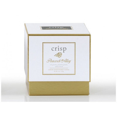 Peacock Alley Crisp Candle