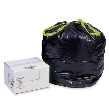 Draw `n Tie Webster Heavy-Duty Draw and Tie Trash Bags