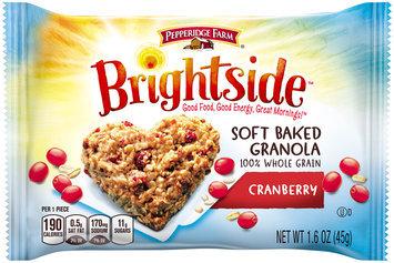 Pepperidge Farm® Brightside™ Cranberry Soft Baked Granola Cookie