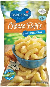 Barbara's® Baked Original Cheese Puffs 5.5 oz. Bag