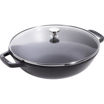 Staub Black Perfect Pan
