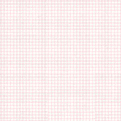 Stwd Pastel Gingham Woven Mini Fitted Sheet Color: Pink