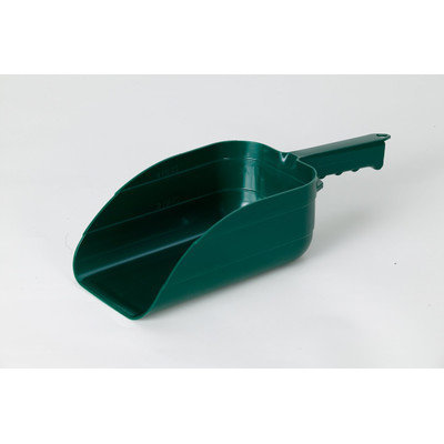Miller Feed Scoop Green 5pint - 90/9077
