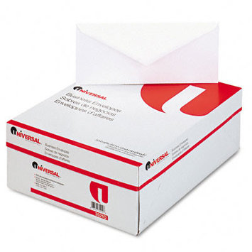 Universal Products Universal Office Products 35210 Business Envelope V-flap 10 White 500/box