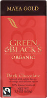 Green & Black's® Organic Maya Gold Dark Chocolate