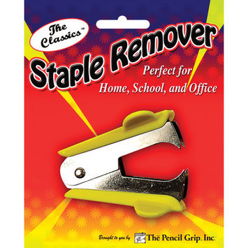 The Pencil Grip Staple Remover Assorted Colors