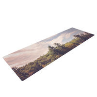 Kess Inhouse Walden Woods by Jillian Audrey Yoga Mat