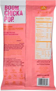 Boomchickapop® Maple Sea Salt Popcorn 3.5 oz. Bag