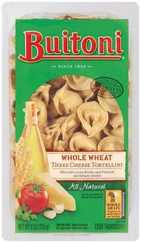 BUITONI Refrigerated Whole Wheat Three Cheese Tortellini 9 oz. Tray