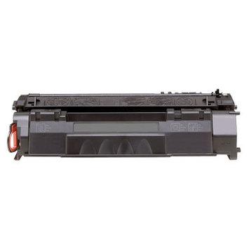 Elite Image ELI75121 Toner Cartridge- 6000 Page Yield- Black
